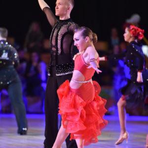 Andreas Sobania i Daria Arczyńska