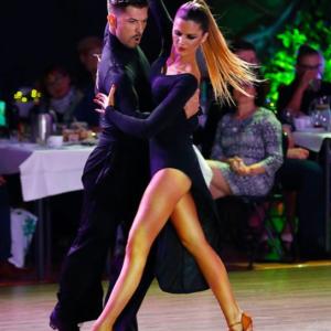 Bartosz Balicki i Tamara Tarnowska