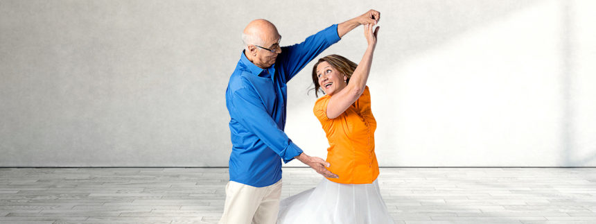 Taniec dla Senior 50+