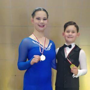 Wiktor Patoła i Magdalena Patoła